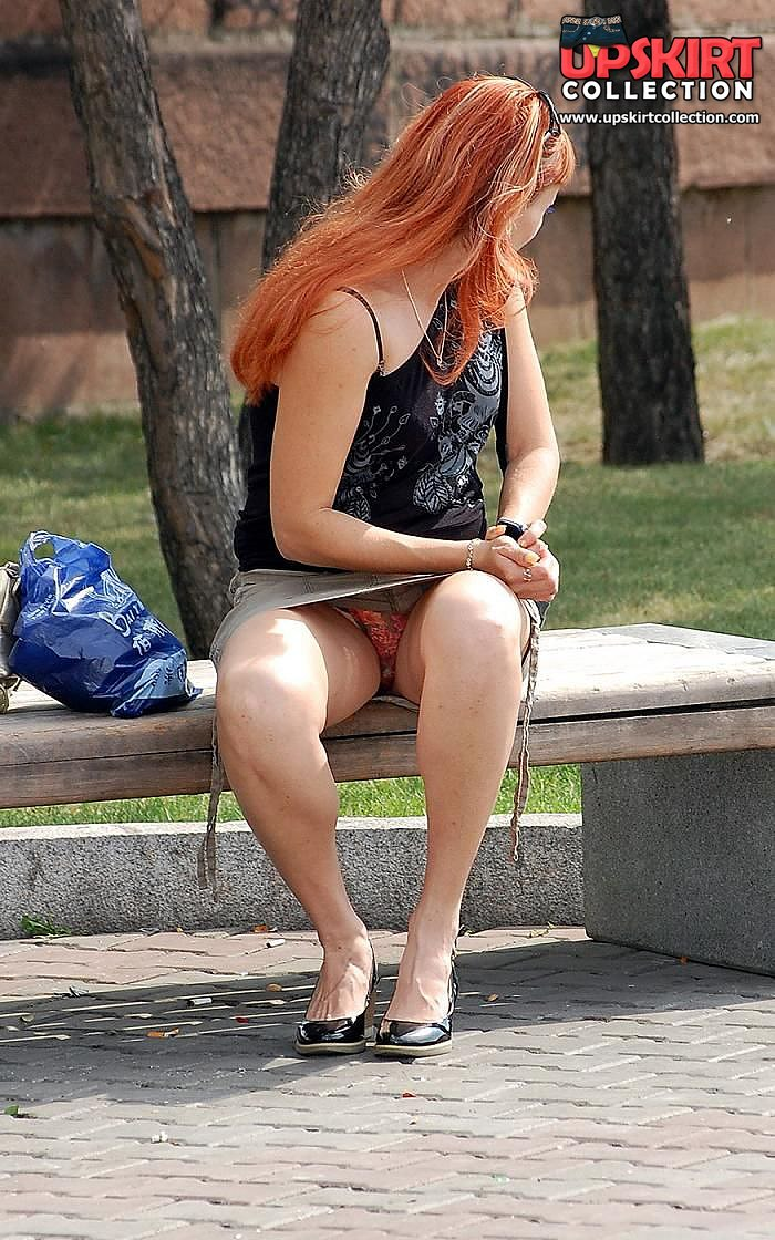 Girls don?€™t care their candid upskirts are seen::::Girls don?€™t care their candid upskirts are seen in voyeur upskirt free photo gallery from UpskirtCollection.com::Upskirt Collection